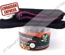 Savon Noir Beldi Huile d'Argan BIO 100% Naturel + Gant Kessa Black Soap