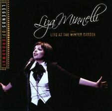 Legends of Broadway: Liza Minnelli Live at Winter Garden, New Music