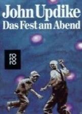 Deutsche Belletristik-Bücher als Erstausgabe