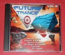 Future Trance - Vol. 8 -- 2er-CD / Dance Sampler