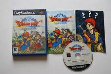 DRAGON QUEST L'ODYSEE DU ROI MAUDIT pour PlayStation 2