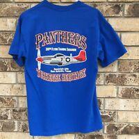 Panthers 100th Flying Squadron Mens Tshirt Shirt Randolph AFB Tuskegee Heritage