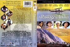 A Passage To India ~ New DVD 2-Discs ~ Peggy Ashcroft, Judy Davis (1984)