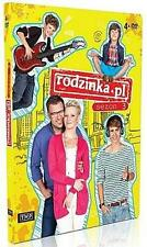 Rodzinka.pl - Sezon 3 (DVD) 2012 serial TV Kozuchowska, Karolak POLISH POLSKI
