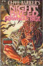 Clive BARKER'S Nightbreed # 14 (Dan lawlis & John rheau painted tipo) (USA, 1992)