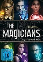 The Magicians - Staffel 1 [4 DVDs] von Guy Norman Bee, Ja... | DVD | Zustand gut