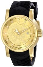 Invicta Men's 15863 S1 Rally Analog Japanese Automatic Black Silicone Watch