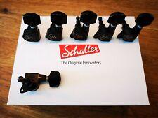 6 Schaller Tuner Mechaniken M6 135 rechts für Reverse Headstock, neu