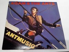 """Adam and The Ants Antmusic / Fall In 7"""" Single EX Vinyl Record CBS 9352 P/S"""