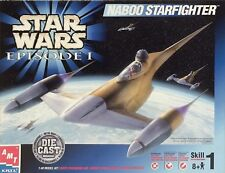 Star Wars: Naboo Starfighter Modell AMT ERTL 30130 n-1 1999 LFL shipingFREE NEW