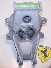 Ferrari 328 Rear Suspension Upright Hub Carrier Casting_208 Turbo_129819_OEM