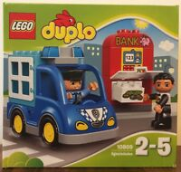 Lego Duplo Police Patrol 10809 (New/Unopened) Recommended Age 2-5y