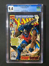 Uncanny X-Men #288 CGC 9.4 (1992) - Bishop cover