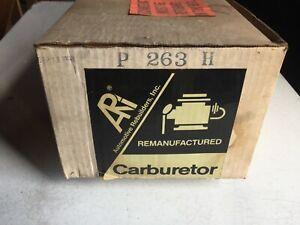 Vintage Holley Carburetor Rebuilt Fits Omni Horizon 1980 w/ 1.7L 4 cyl 2BBL