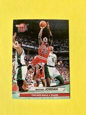 🔥Vintage 1992-93 Fleer Ultra Michael Jordan Card # 27 Smooth Sharp Front 🔥