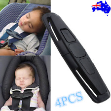 Car Baby Safety Seat Strap Belt Harness Chest Clip Child Safe Lock Buckle AU