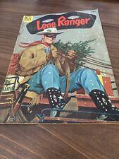 Lone Ranger No 79 Dell Comic 1955