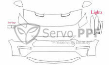 PreCut Suntek PPF-Ultra Clear Bra Film for 18+ Ford Mustang (GT, EcoBoost)