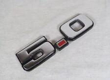 FORD MUSTANG 5.0 EMBLEM 87-93 GENUINE OEM FENDER CHROME BADGE sign symbol logo