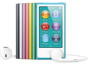 New Sealed! Apple iPod Nano 7th & 8th Generation 16GB - All Colors BEST GIFT