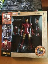 Kaiyodo Revoltech No.036 Marvel Iron Man Mark 3 MK III Figure  Genuine