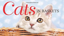 Kat Scratching-Cats In Baskets  BOOK NEU