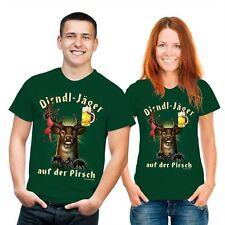 Markenlose bequem sitzende Herren-T-Shirts aus Baumwollmischung