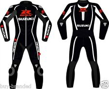 GSXR Sports Motorcycle Leather Suit Biker Leather Suit Racing 1PC/2PC