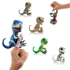 Fingerlings Untamed Dinosaur Interactive Toy Various Functions Radioactive Serie