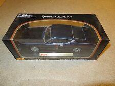 Maisto 1969 Ford Torino Talladega Special Edition Blue 1:18 Scale MIB
