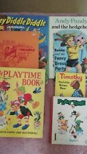 Retro bundle of childrens books 1960/1970's