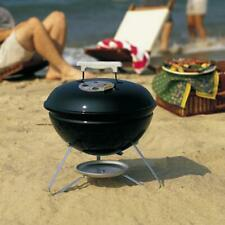 NEW! WEBER #10020 SMOKEY JOE 14 INCH PORTABLE CHARCOAL BARBECUE GRILL