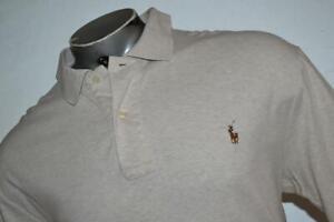 23705-a Mens Polo Ralph Lauren Golf Shirt Size LT Large Tall Pima Soft Touch