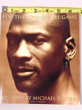 For the Love of the Game: My Story by Michael Jordan and Mark Vancil