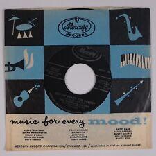SHEPPARD SISTERS: Gettin' Ready For Freddy '57 Mercury Girl Group Pop 45 HEAR