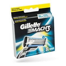 Gillette Mach 3 Rasierklingen 8 Rasierklingen in Blisterverpackung Gilette