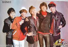 "SHINEE ""GROUP WEARING COATS"" ASIAN POSTER - Korean Boy Band, K-Pop Music"
