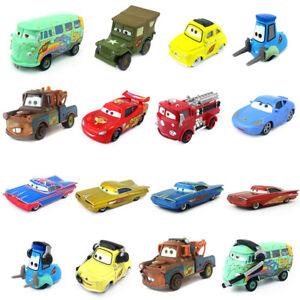 Disney Pixar Cars 2 Friends of Radiator Springs Metal Toy Car Diecast Boys Gift