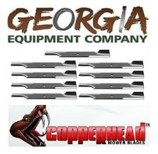 "9 USA MADE BLADES 52""BAD BOY 038-3000-00 038300000, SNAPPER 7075751 1-7037 7-7"