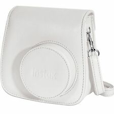 "Fujifilm Groovy Camera Case for Instax Mini 8 ""WHITE"" ~ NEW"