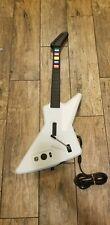 Xbox 360 Red Octane Guitar Hero Gibson Xplorer Explorer Wired Controller 95055