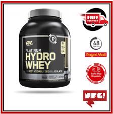 OPTIMUM NUTRITION PLATINUM HYDRO WHEY protein isolate powder
