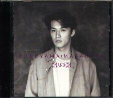 Masaharu Fukuyama - ON AND ON - Japan CD - J-POP - 11Tracks