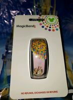 Disney MILLENNIAL PINK UP BALLOONS C+E Magic Band 2.0 Magicband Parks NEW