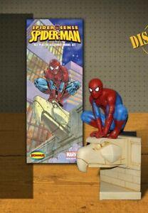 moebius spider man plastic model kit new