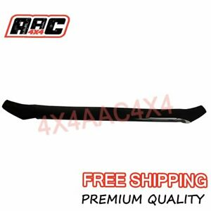 Bonnet Protector suitable for Toyota Hilux Tinted 2005 to 2011 Visor Shield