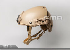 FMA Outdoor Tactical 2 in 1 CP Helmet DE (M/L) TB310