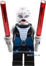 LEGO STAR WARS JEDI ASAJJ VENTRESS + CURVED LIGHTSABERS - BESTPRICE - 7957 - NEW