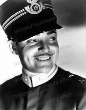 8x10 Impresión Clark Gable Blanco Sister 1933 #1a133