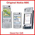 Original Nokia N95 smart phone 3G Symbian OS 160MB 64MB unlocked mobile